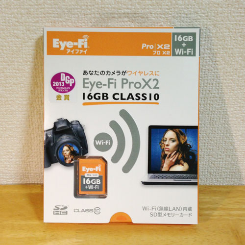 Eye-Fi  ProX216GB