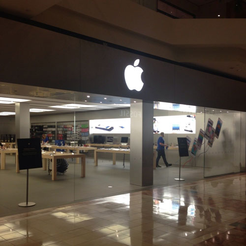 Apple Store イメージ画像