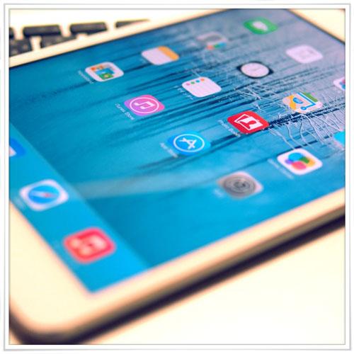 iPad mini Retina シルバー 138GB
