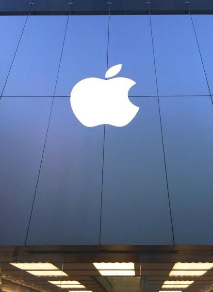 初売りのApple Store銀座