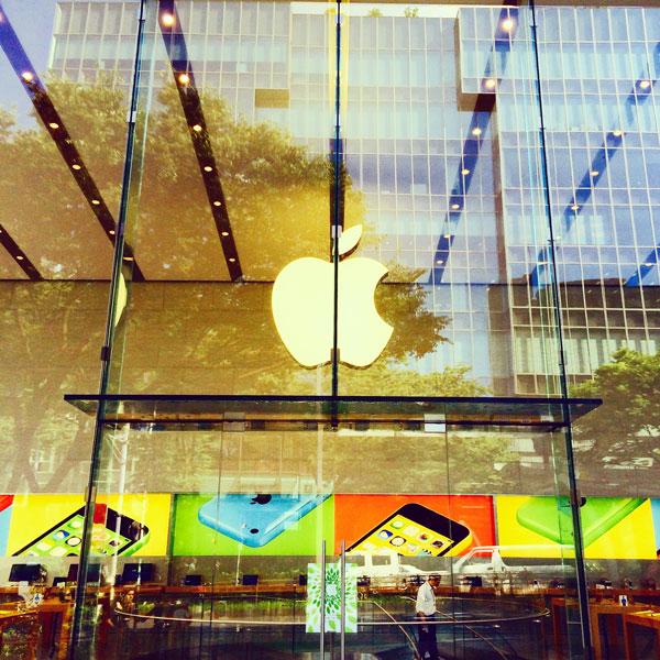 Apple Store表参道
