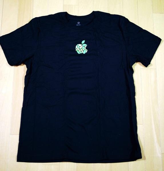 Apple Store表参道Tシャツ