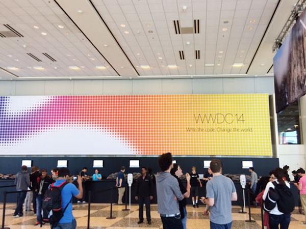 WWDC2014レジスト受付2