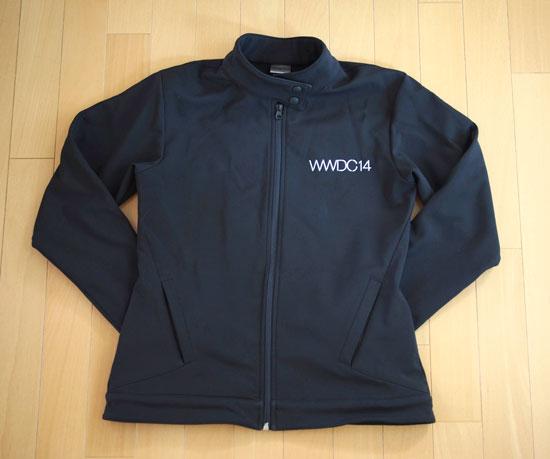 WWDC2014ジャケット前