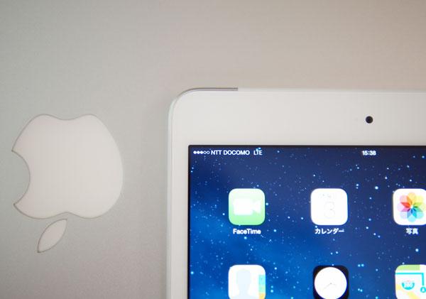 SIMフリーiPad mini Retina(日本Apple Store)× docomo SIMでLTEが使えるように