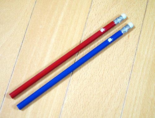 Appleのオリジナル鉛筆