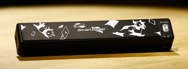 ScanSnap オリジナルカバーゆこびんデザインモデル