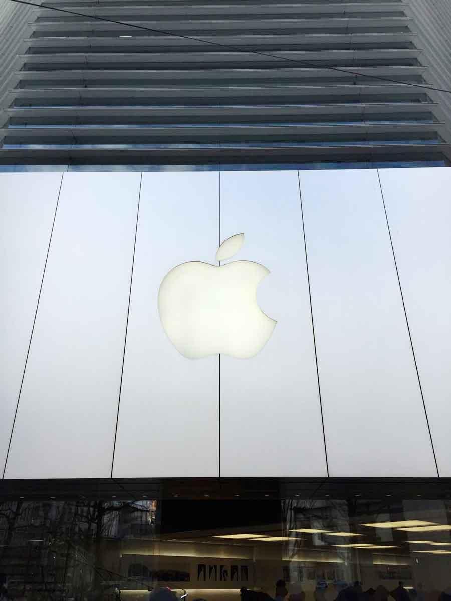 Apple Store心斎橋