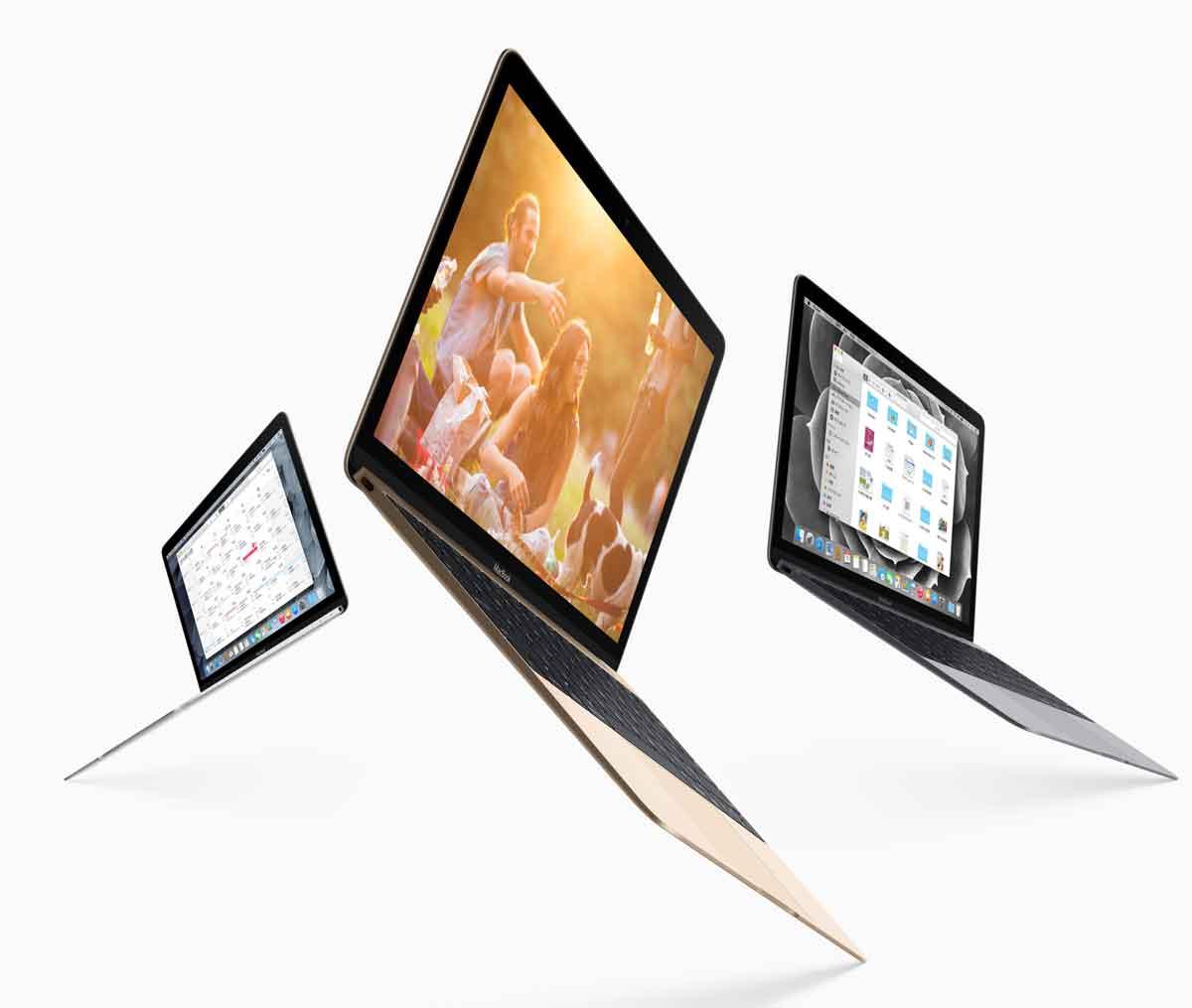 新型MacBook Retina ディスプレイ