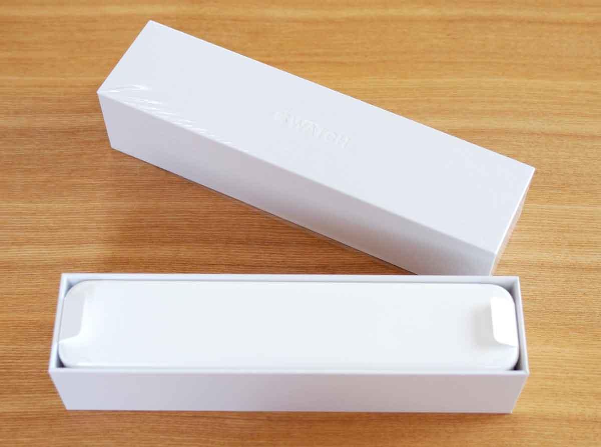 Apple Watch、パッケージの箱を開けるのに一苦労