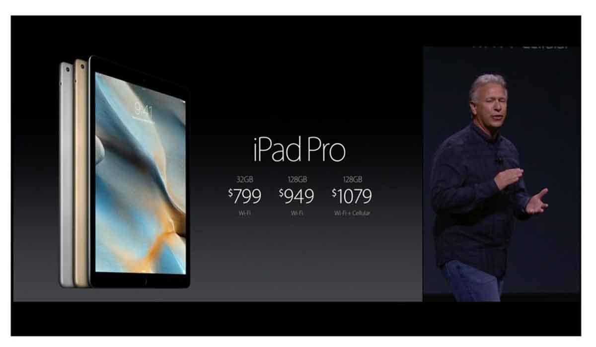 iPad Proの価格一覧