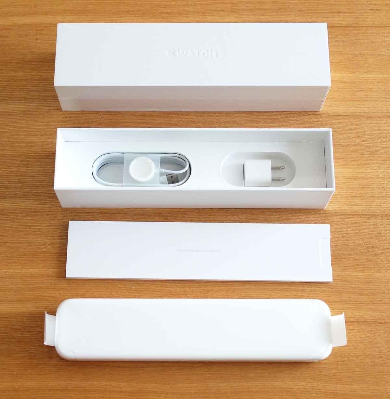 Apple Watch SPORT、ローズゴールドのパッケージ2