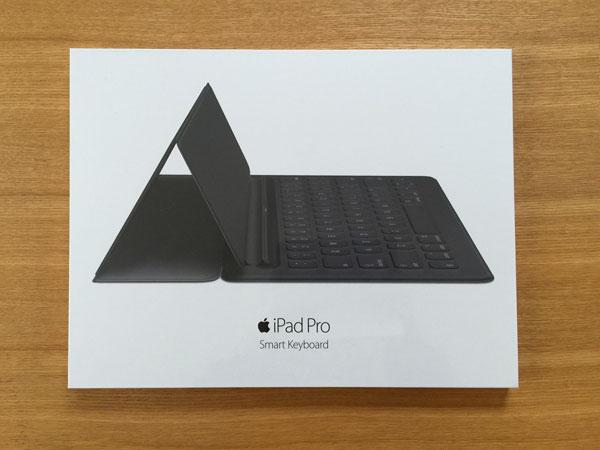 Smart Keyboard パッケージ表