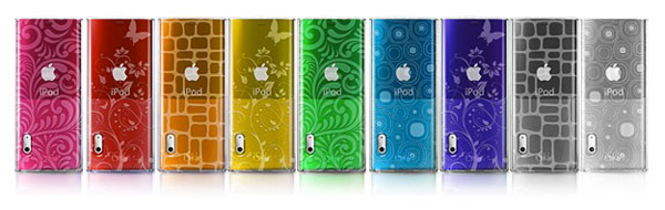 iSkin Vibes for iPod nano 5Gイメージ