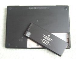 MacBook黒 バッテリー