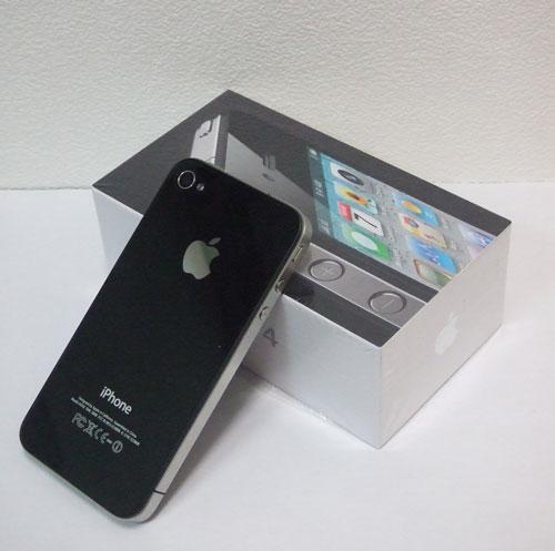 iphone4とパッケージ