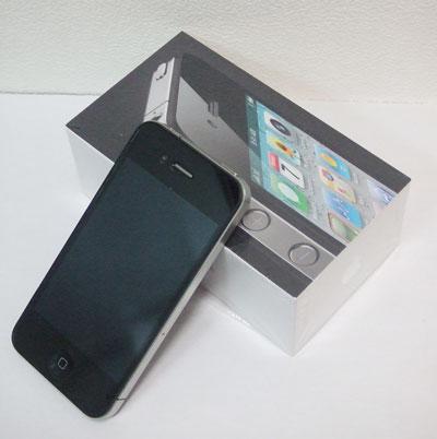 iPhone4と外箱