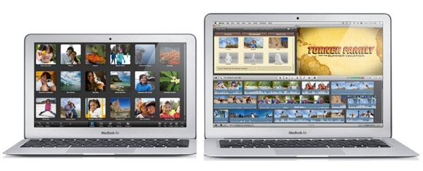 新型MacBook airイメージ