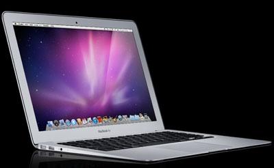 新型MacBook airイメージ2