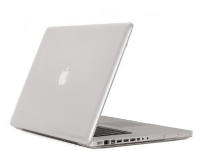 Speck MacBook Pro 17インチ「SeeThru Case」Clear