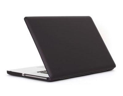 Speck MacBook Pro 17インチ「SeeThru Satin」Black