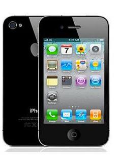 iPhone4 黒イメージ