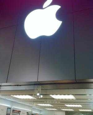 MacBook Pro(2011)を見に来たApple Store渋谷1