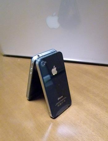 iPhone4で遊んでみた