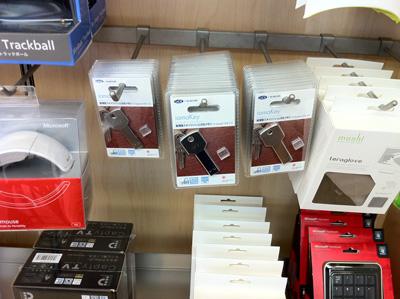 Apple Store名古屋栄のアクセサリー売り場2