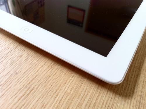 iPad2のホワイト