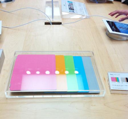 iPad2スマートカバー、ポリウレタン