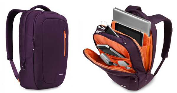 incaseのNylon Backpack for All MacBooks