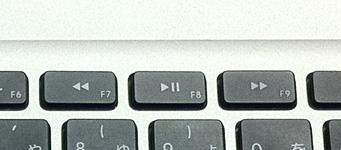 MacBook Pro(mid 2010)のF7/F8/F9キー
