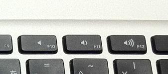 MacBook Pro(mid 2010)のF10/F11/F12キー