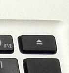 MacBook Pro(mid 2010)のイジェクトキー