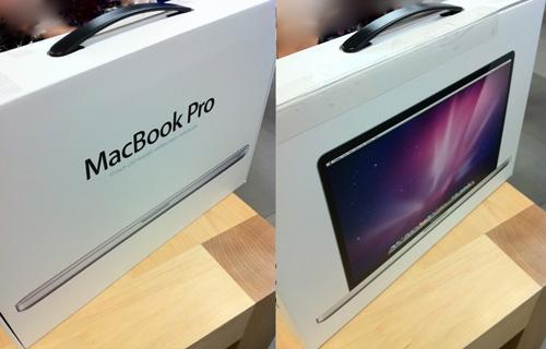 同等品交換対応で手に入れたMacBook Pro(2011)