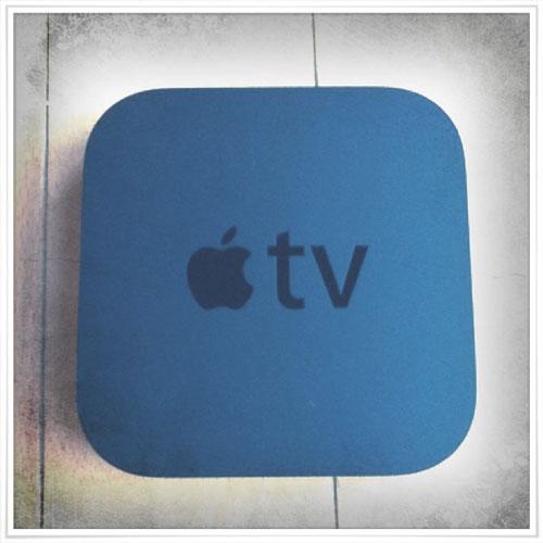 貰ったApple TV