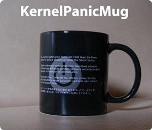 カーネルパニックマグカップ