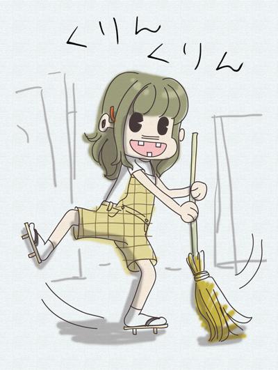 レレレのユコびん(^◇^;)
