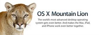 OS X v10.8 Mountain Lion