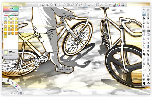 SketchBook Pro 6 サンプル画2