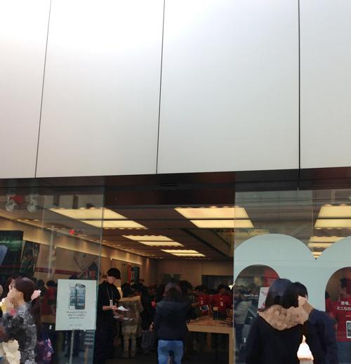 2013年1月2日 Apple Store初売り
